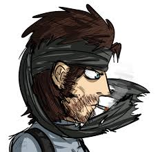 solid snake by akarimms on deviantart