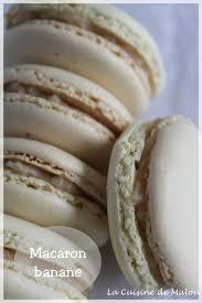 la cuisine de malou macaron au banana curd la cuisine de malou macarons