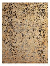 Modern Rug by Modern Patinated Look Rug Danielle Gold Danielle Gold