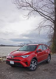 toyota awd hatchback 2016 toyota rav4 le awd road test review carcostcanada