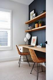 gorgeous study home office designed and styled by deanne jolly