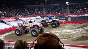 monster truck shows in indiana monster jam at the ford center evansville indiana 2012 part 2 youtube