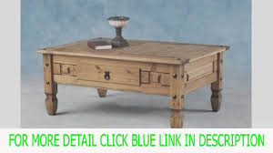 seconique corona pine coffee table best youtube
