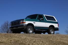 bronco car brian schmelig u0027s 1996 ford bronco lmc truck life