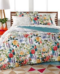 Macys Duvet Cover Sale Leslie Reversible Bedding Ensemble Created For Macy U0027s Bed In A