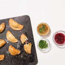 thanksgiving finger foods thanksgiving leftover empanadas recipe myrecipes