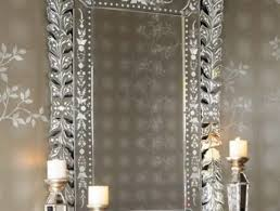 Unique Wall Mirrors by Decorative Wall Mirrors For Bedroom Framed Wall Mirror In Master