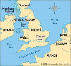 thames river map europe thames river kids britannica kids homework help