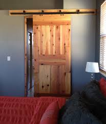 Where To Buy Interior Sliding Barn Doors by Interior Barn Door A Colorful Interior Barn Door Closes Off A