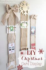 christmas card display holder best 25 christmas card holders ideas on christmas
