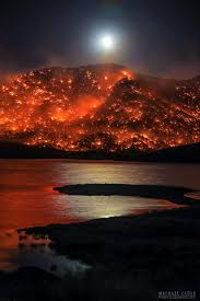 North Bay Mnr Fire by The Fire Happening Now In California U0027s Lake Isabella Area Pics