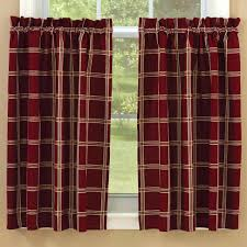 Primitive Curtians by Christmas Curtains For Living Room Christmas Curtains For Living