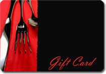 restaurant gift card gift and loyalty cards