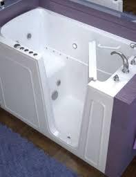 Step In Bathtub Walk In Tub Meditub Walk In Bathtub