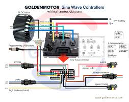 wiring diagram for trailer with electric brakes motors motor