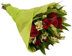 amazon com benchmark bouquets signature roses and alstroemeria