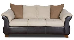 microfiber sofa u0026 loveseat set w dark bonded leather base