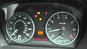warning lights on bmw 1 series dashboard bmw 1 series abs sensor change dash light reset with md702 e81