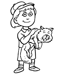 free printable kitten coloring pages kids coloring
