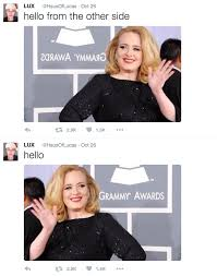 Adele Memes - hello it s monday 7 great adele memes to get you through the week