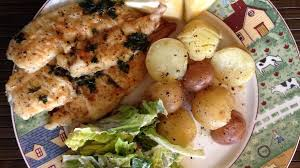 cuisine recipes easy easy pan fried sole fish with lemon butter sauce recipe genius kitchen