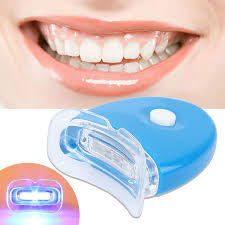 how to use teeth whitening gel with light beauty salon home use led teeth whitening accelerator uv light for