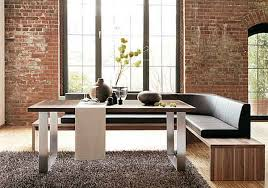 Dining Room Dining Room Idea For Small Space By Placing A Modern - Dining room table with sofa seating