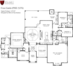 custom home plan single story open floor plans casa 1 story home floor plan
