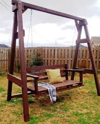 metal porch swing frame home design ideas