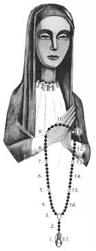 rosary of the seven sorrows the rosary of the seven sorrows of all peoples