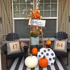 29 ways to dress up your front porch for fall