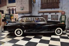 mercedes adenauer mercedes 300d adenauer sedan saloon 1959 black adenauer for
