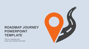 Blank Road Map Template by Roadmap Powerpoint Templates