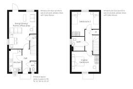 new semi detached home in bransgore hampshire from bellway homes