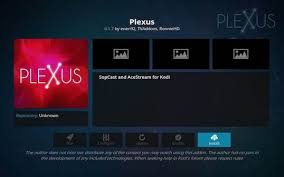 sopcast for android sopcast and acestream p2p streams with plexus for kodi