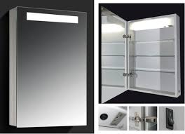 lighted medicine cabinet mirror lighted bathroom medicine cabinet mirror home design ideas