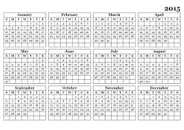printable calendar year 2015 yearly calendar template 2015 gidiye redformapolitica co
