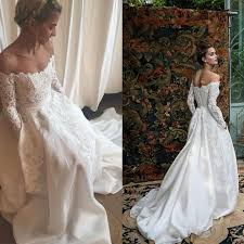 lihi hod wedding dress aliexpress buy 2017 chic lihi hod wedding dress bateau neck