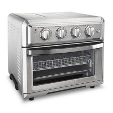 Cuisinart Compact Toaster Oven Broiler Cuisinart Air Fryer Toaster Oven Brushed Stainless Toa 60 The