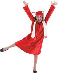 glenda good witch costume kids cap and gown graduation costume 9 99 the costume land