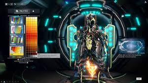 nekros prime warframe color schemes youtube