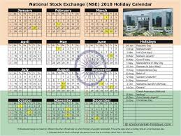Market Holidays Indian Stock Market Calendar 2016 Best Market 2017
