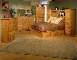 Light Oak Bedroom Furniture Sets L Light Oak Bedroom Furniture Wood Bed Set Black Bedroom