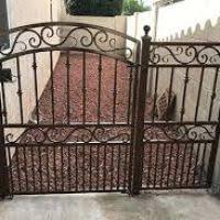 ornamental wrought iron gate halflifetr info