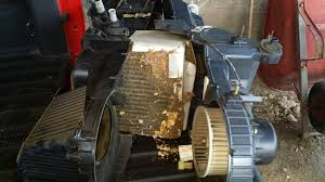 dodge ram heater replacement how to remove dash replace heater and ac evaporator