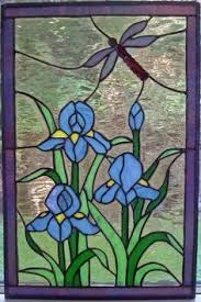 Flower Glass Design Pin By Bernice On Leaded Glass Stained Glass Pinterest