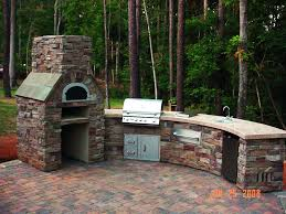 Outdoor Brick Fireplace Grill by Patio Ideas Traditional Backyard Decoration With Outdoor