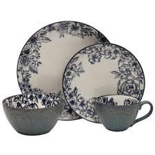 buy blue dinnerware pfaltzgraff from bed bath beyond