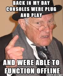 Shutdown Meme - three days ago the last ps2 server was shutdown meme on imgur