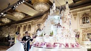 amazing wedding cakes these amazing wedding cakes were bigger than the sbs food